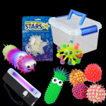 9 Piece Uv sensory hamper kit